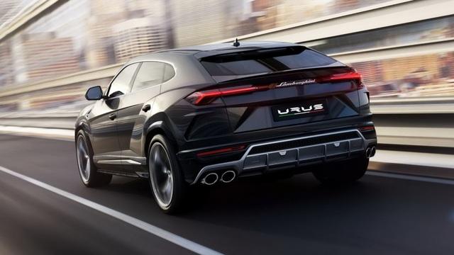 Lamborghini chính thức trở lại phân khúc SUV - 14