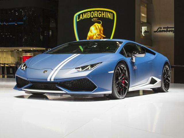 6. Lamborghini Huracan