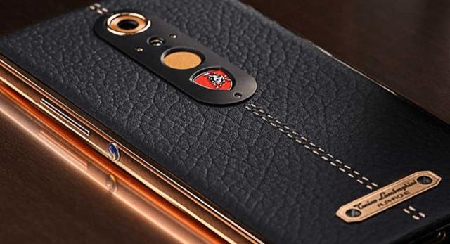 Smartphone thương hiệu Lamborghini đắt gấp 3 lần iPhone - 3