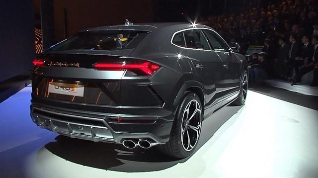 Lamborghini chính thức trở lại phân khúc SUV - 3
