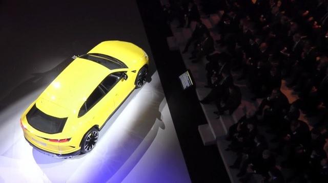 Lamborghini chính thức trở lại phân khúc SUV - 5