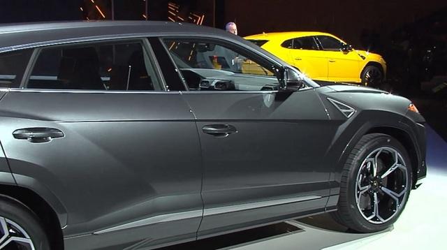 Lamborghini chính thức trở lại phân khúc SUV - 6