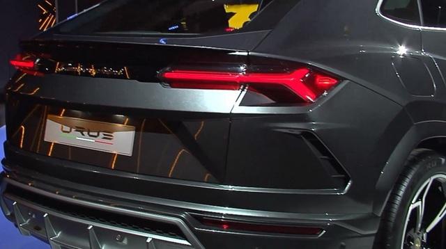 Lamborghini chính thức trở lại phân khúc SUV - 7