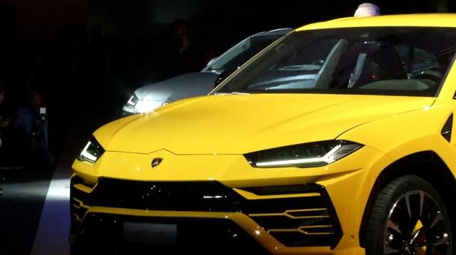 Lamborghini chính thức trở lại phân khúc SUV - 2