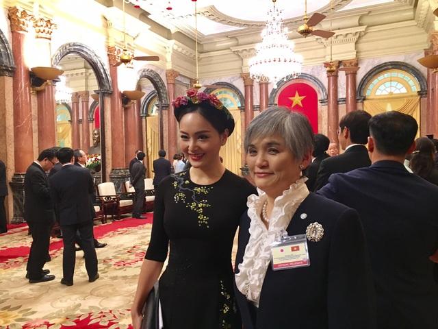 Lan Phương chia sẻ điều đặc biệt khi được gặp Nhật hoàng và Hoàng hậu - 3