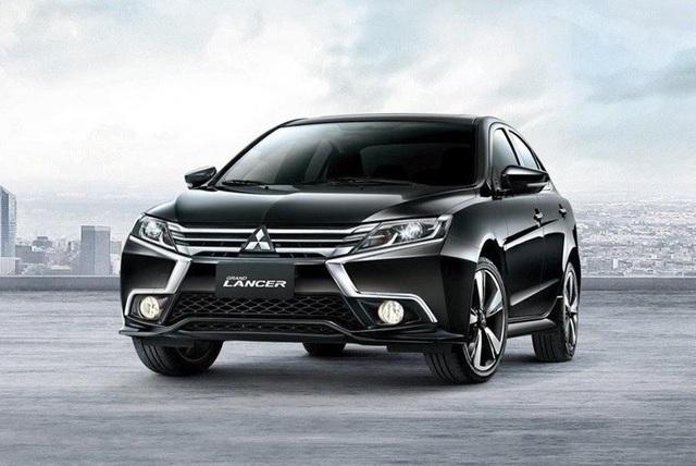 Mitsubishi giới thiệu Grand Lancer thế hệ mới - 2