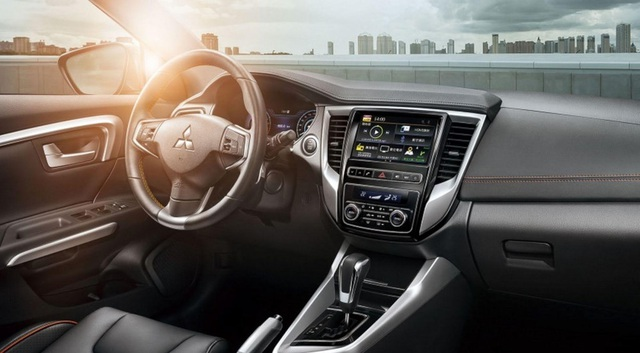 Mitsubishi giới thiệu Grand Lancer thế hệ mới - 4