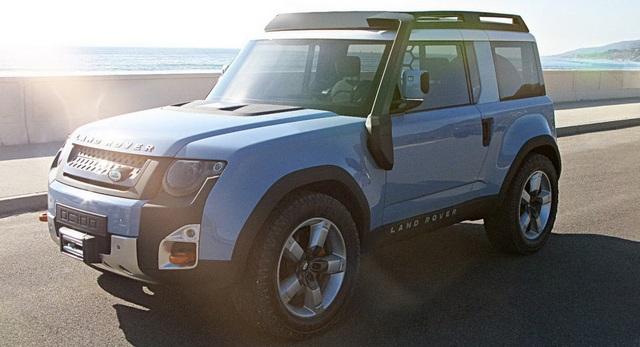 Sợ bị nhái thiết kế, Land Rover ra mắt Defender mới không qua bản concept - 1