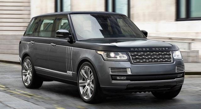 Top 5 mẫu SUV đắt nhất thế giới hiện nay - 1