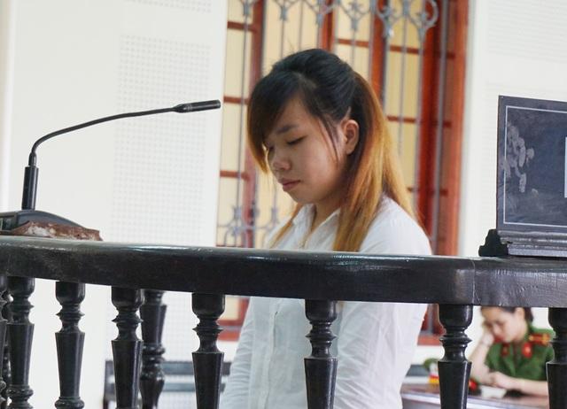 Lang Thị Quang tại phiên tòa