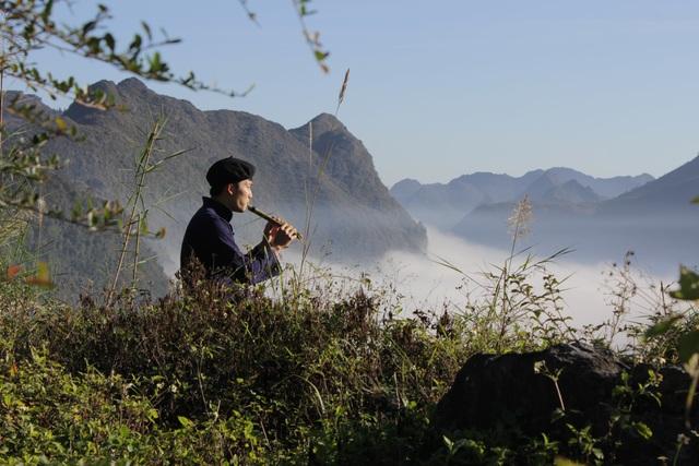 Hà Giang hiện lên trong phim đẹp tựa như một bức tranh thuỷ mặc.
