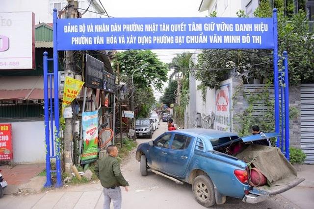 Những ngày này, các vườn cúc họa mi ở Hà Nội thu hút rất đông khách tham quan đến chiêm ngưỡng, chụp ảnh. Tại khu vực vườn hoa Nhật Tân, trong ngày cuối tuần, lượng khách tăng đột biến dẫn đến các ngả đường trở nên ùn ứ, tắc nghẽn. Nhiều lái xe buộc phải xuống đường, điều tiết giao thông.