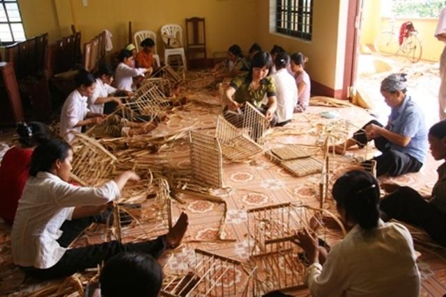 Năm 2016, tỷ lệ thiếu việc làm ở khu vực nông thôn của Thanh Hóa giảm còn 6,5%