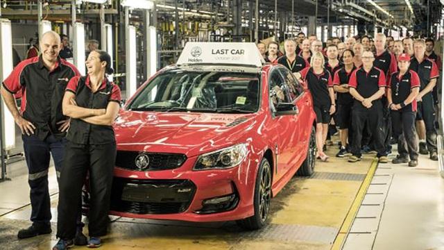 """Dấu chấm hết của ngành công nghiệp sản xuất xe hơi """"Made in Australia"""" - 1"""