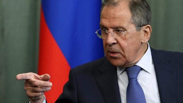 Ngoại trưởng Nga Sergey Lavrov (Ảnh: RT)