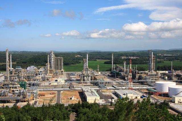 Nhà máy Lọc dầu Dung Quất sẽ được nâng cấp đầu tư, mở rộng công suất trong thời gian tới