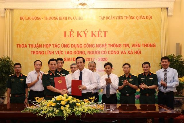 Chỉ số cải cách thấp, Bộ LĐ-TB&XH mời Vietel hỗ trợ nâng cấp hệ thống CNTT - 1