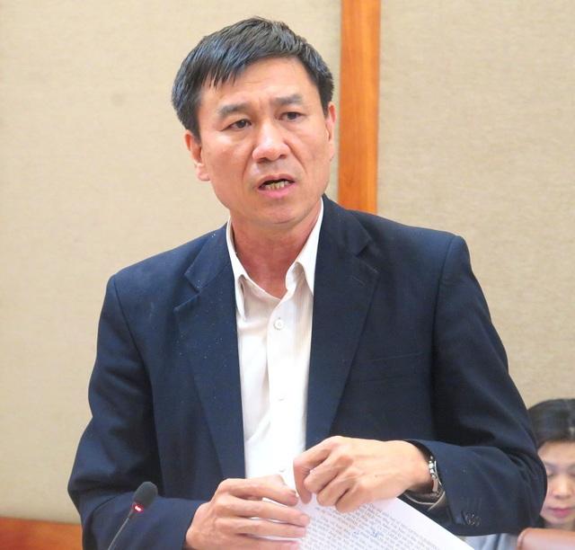 Ông Lê Đình Quảng, Phó trưởng Ban Quan hệ lao động (Tổng LĐLĐ VN).