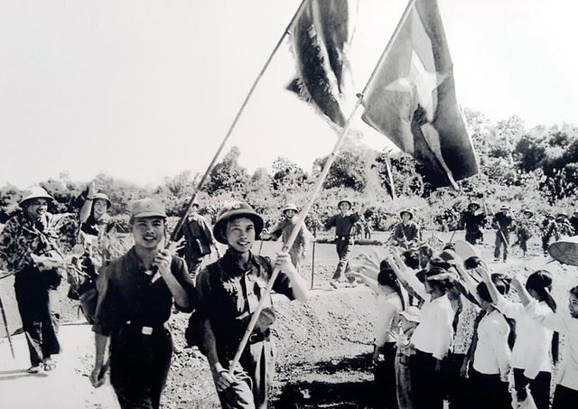 Từ năm 1965-1968, đã có 888.600 thanh niên miền Bắc nhập ngũ, trong đó có hơn 336.900 người vào miền Nam chiến đấu.