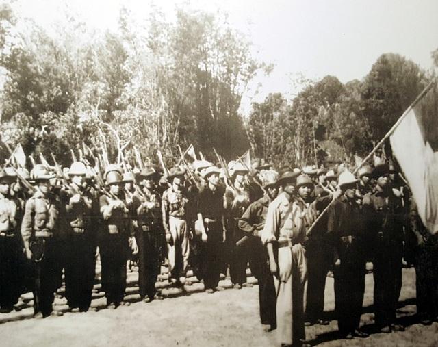 Lực lượng vũ trang Sài Gòn - Gia Định chuẩn bị bước vào cuộc tổng tấn công và nổi dậy Tết Mậu Thân 1968.