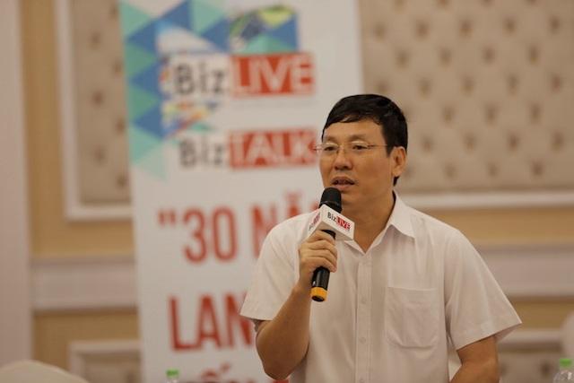 Ông Lê Duy Thành - Phó Chủ tịch UBND Tỉnh Vĩnh Phúc. Ảnh: Quang Sơn