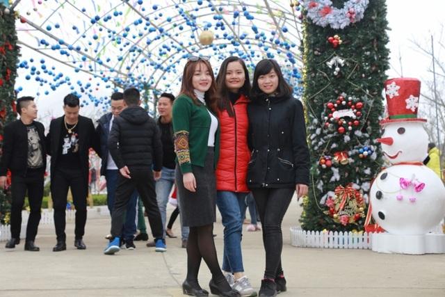 Đẹp ngỡ ngàng Lễ hội mùa đông Sun World Fansipan Legend - 4