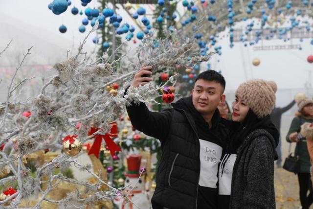 Đẹp ngỡ ngàng Lễ hội mùa đông Sun World Fansipan Legend - 6