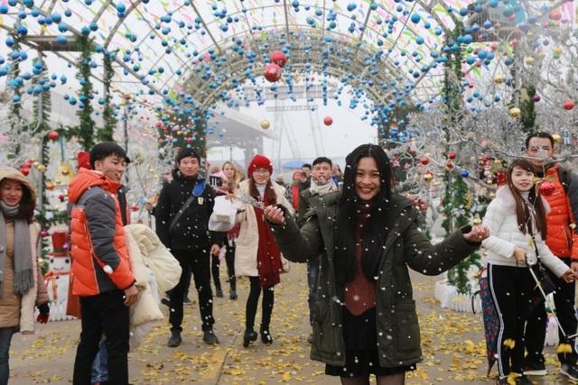 Đẹp ngỡ ngàng Lễ hội mùa đông Sun World Fansipan Legend - 8