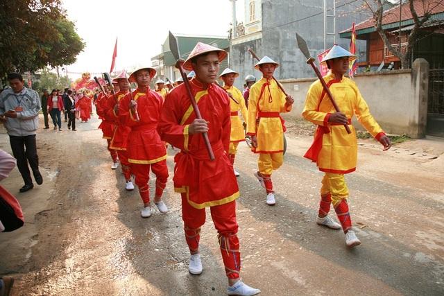 Điện Biên tưng bừng Lễ hội Thành Bản Phủ - 12