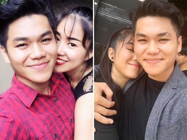 Trên trang cá nhân của mình, Lê Phương thường xuyên đăng ảnh tình cảm với bạn trai khi cùng nhau sánh bước khi tham gia các sự kiện, dự án chung.