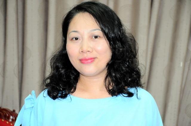 Cô giáo Lê Thị Mỹ Dung