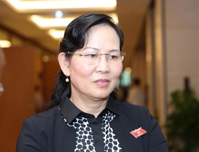 Phó Chủ nhiệm UB Kiểm tra Trung ương Lê Thị Thuỷ