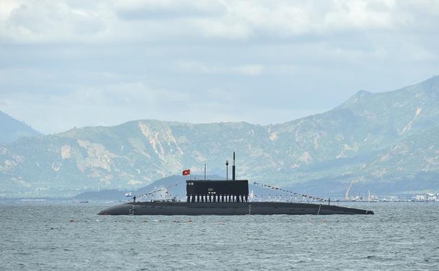 Thành viên thứ 5, 6 trong đội tàu ngầm Kilo sẽ được đưa vào biên chế của Lữ đoàn Tàu ngầm 189.
