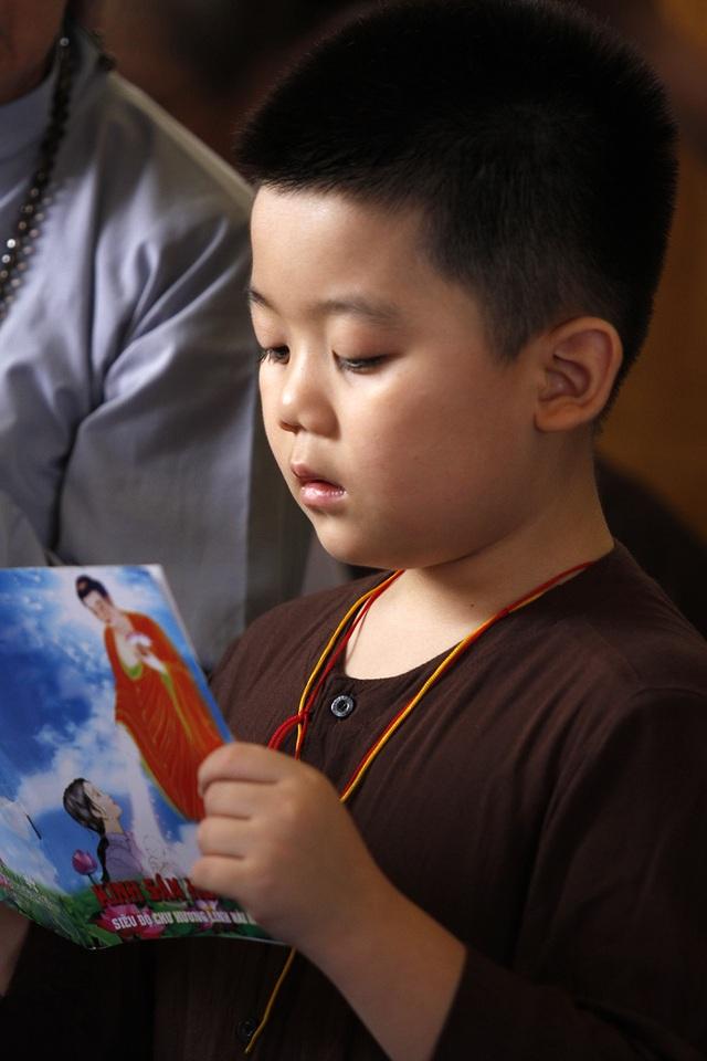 Những khoảnh khắc xúc động trong lễ Vu Lan ở Tây Thiên - 7