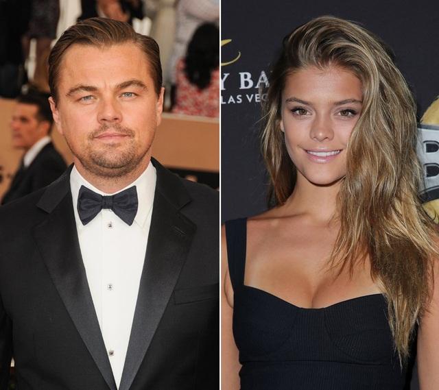 Nina Agdal là một trong số những bạn gái người mẫu nổi tiếng của Leo