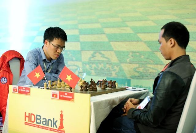Lê Quang Liêm trở lại sau 1 năm vắng mặt