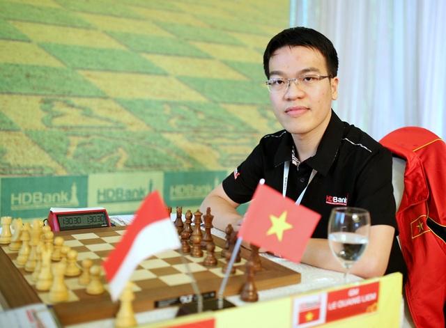 Lê Quang Liêm đầy tự tin về chuyện tranh ngôi vô địch giải cờ vua quốc tế HDBank 2017