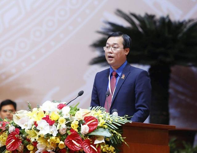 Anh Lê Quốc Phong tiếp tục được tín nhiệm ở vị trí Bí thư thứ nhất TW Đoàn khóa XI nhiệm kỳ 2017 - 2022.