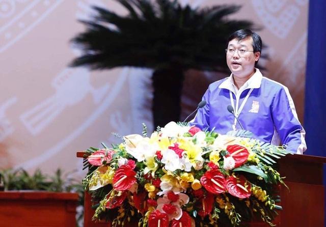 Anh Lê Quốc Phong tái đắc cử Bí thư thứ nhất TW Đoàn - 2