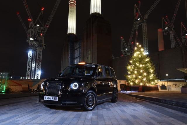 Taxi đen biểu tượng của London sẽ chạy bằng điện - 5