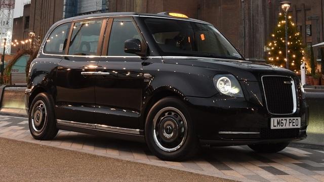 Taxi đen biểu tượng của London sẽ chạy bằng điện - 3