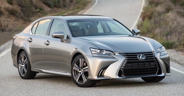Thế hệ mới của dòng ES sẽ thay thế Lexus GS? - 1
