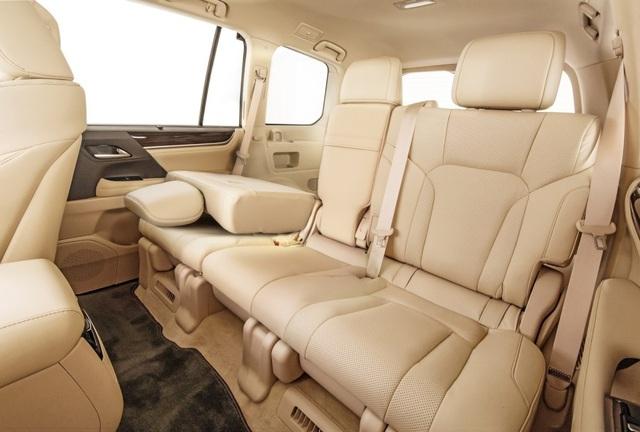 Lexus LX 570 có thêm phiên bản 5 chỗ - 10