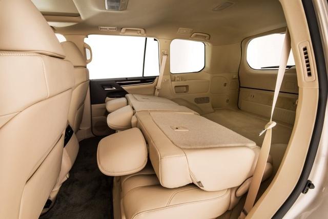 Lexus LX 570 có thêm phiên bản 5 chỗ - 4