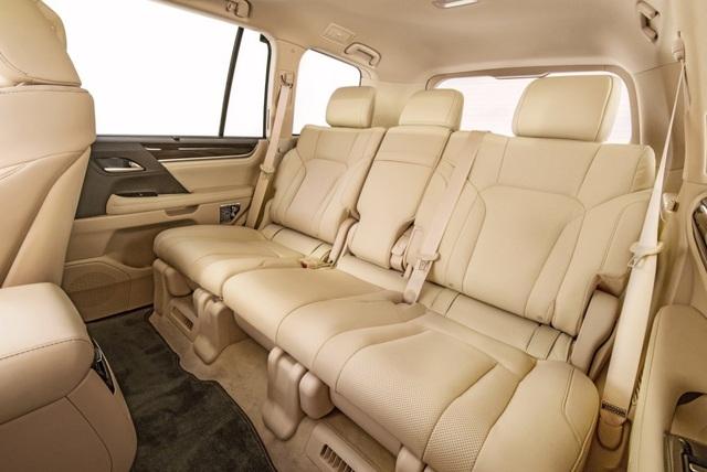 Lexus LX 570 có thêm phiên bản 5 chỗ - 11