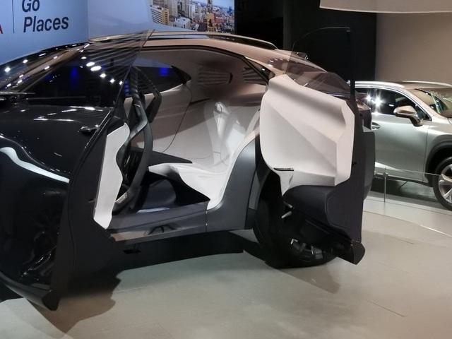 Lexus xác nhận sẽ sản xuất mẫu UX Concept - 5