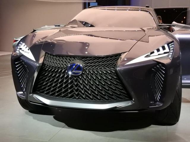 Lexus xác nhận sẽ sản xuất mẫu UX Concept - 1