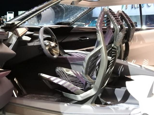 Lexus xác nhận sẽ sản xuất mẫu UX Concept - 4
