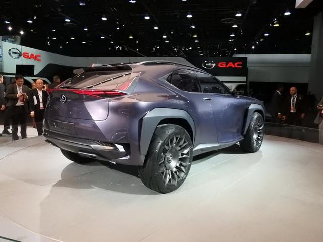 Lexus xác nhận sẽ sản xuất mẫu UX Concept - 7