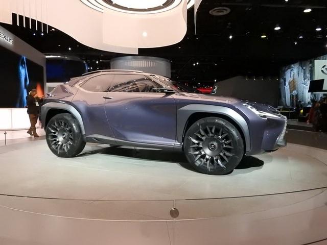 Lexus xác nhận sẽ sản xuất mẫu UX Concept - 2